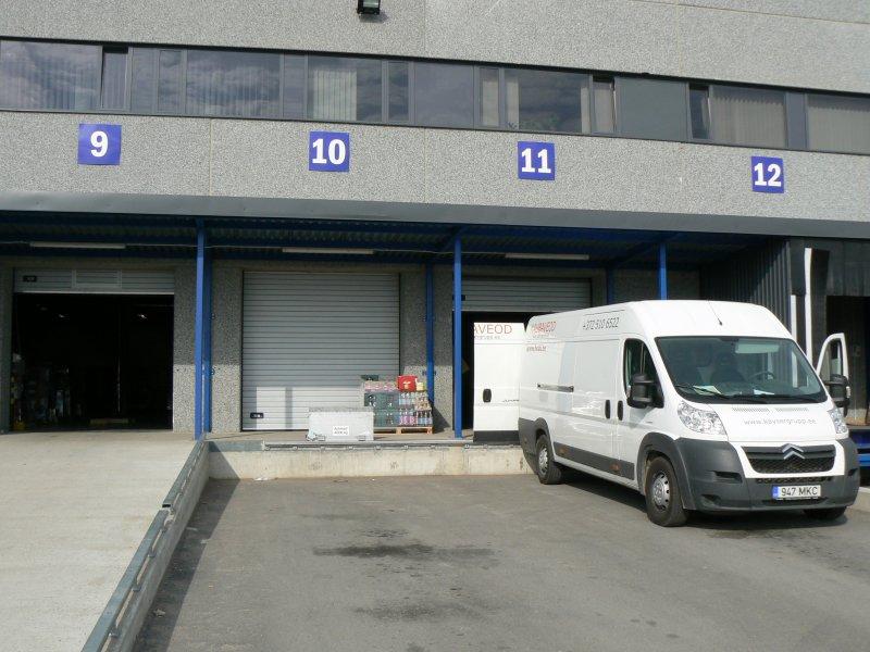 VIA3L logistikakeskus Lagedil 05