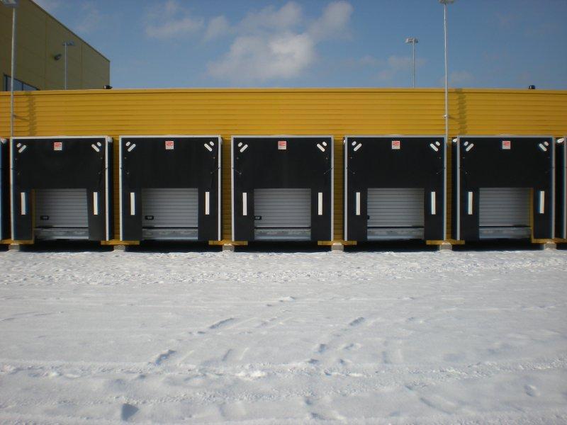 DHL logstikakeskus Tallinna Lennujaamas 06